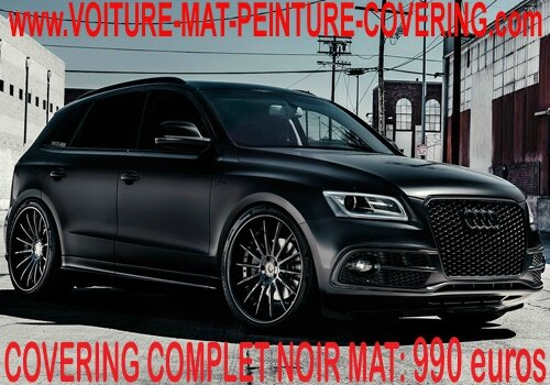 audi q5 noir mat audi q5 noir mat audi q5 covering noir mat audi q5 peinture noir mat audi. Black Bedroom Furniture Sets. Home Design Ideas