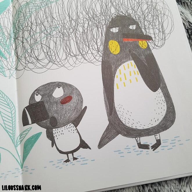le manchot qui en avait marre detre pris pour un pingouin nathan lilousshark