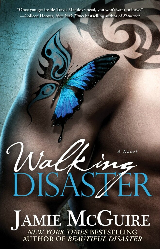 La suite de Beautiful Disaster : Walking Disaster de Jamie McGuire