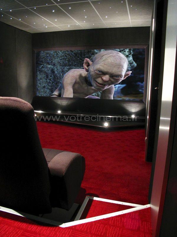 home cinema salles d di es home cinema home cinema. Black Bedroom Furniture Sets. Home Design Ideas