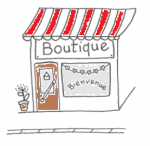 Capture dessin boutique