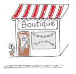 Capture dessin boutique