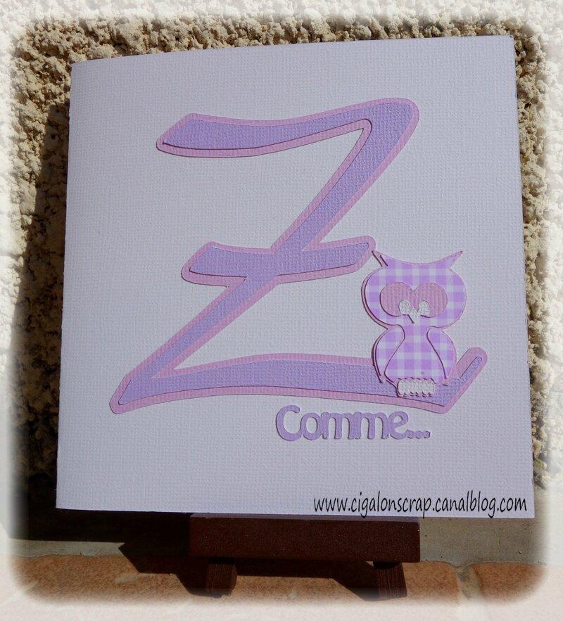 Z-comme