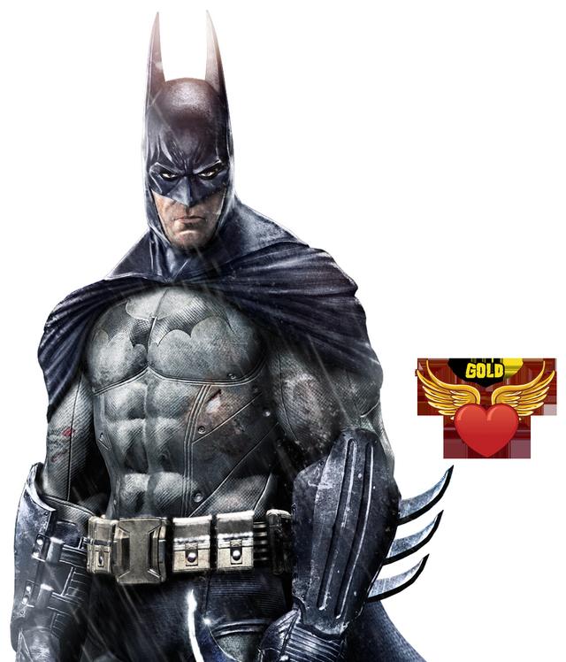 Batman - Batman Arkham Asylum