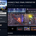 King's Tale FFXV PS4