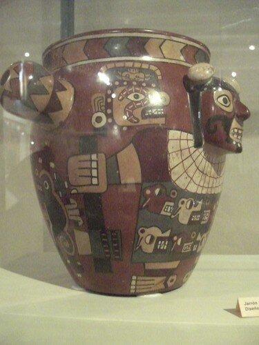 Musée Ica, culture Wari