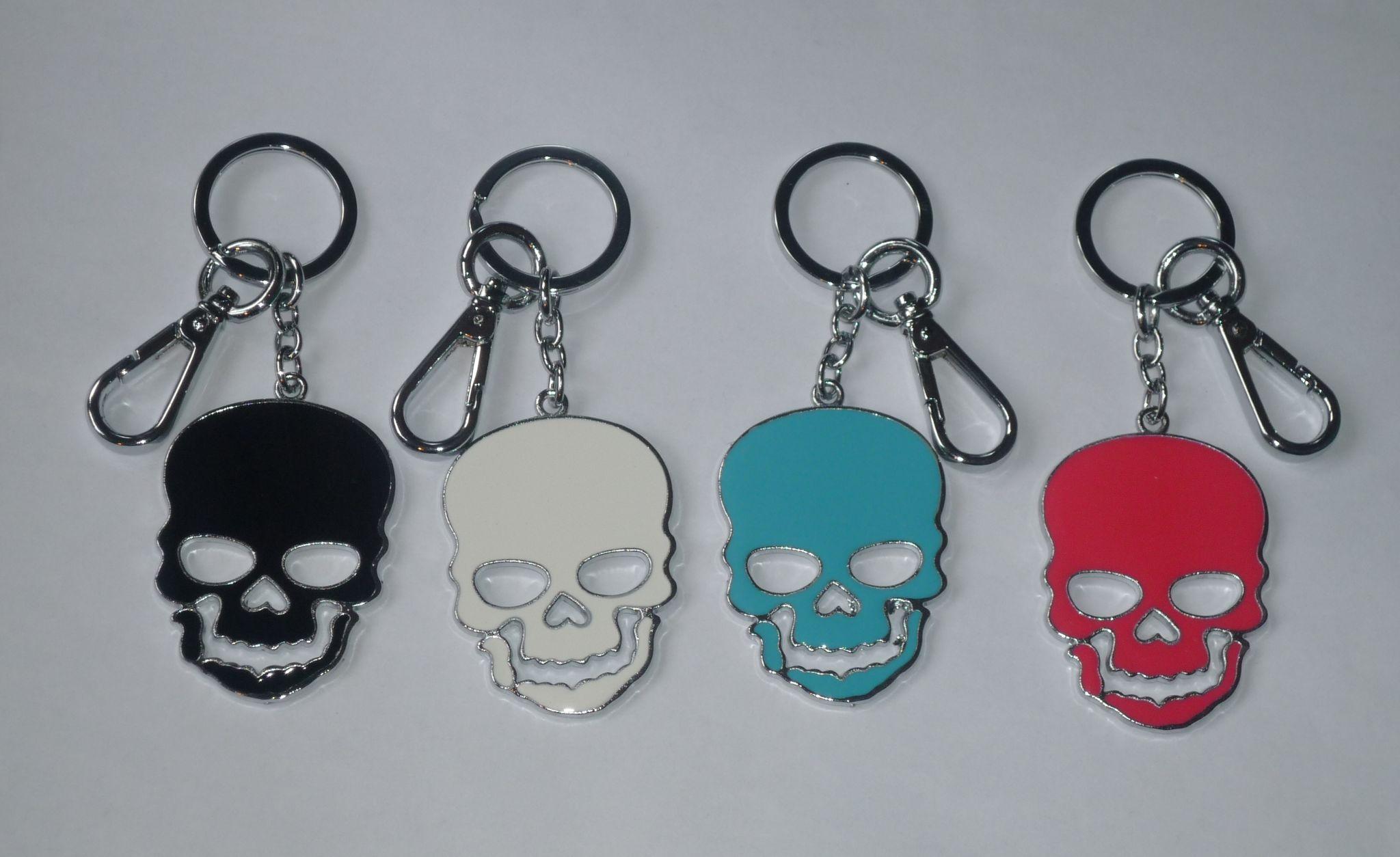Porte-clés Skull-Tête de mort