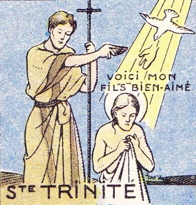 La Sainte Trinité, un mystère équilatéral ?