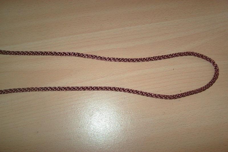 cordeliere marron