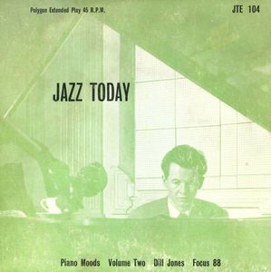 Dill Jones - 1955 - Piano Moods Volume Two Focus 88 (Polygon)