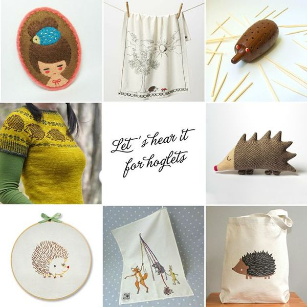 hedgehog-moodboard