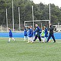 zt - Saison 2011-2012, les U10 et U11 à l'OM le 09/03/2012