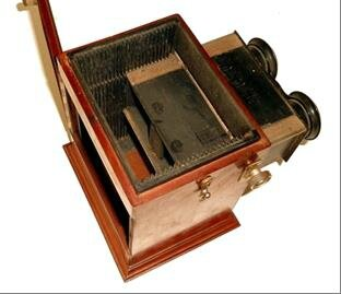 Le Minimus - Stereoscope - principe - photo cine retro