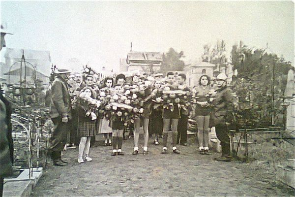 Bezons cimetière cérémonie