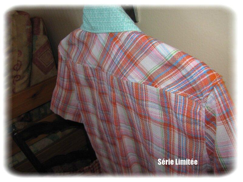 chemisette Petitloup Réjane
