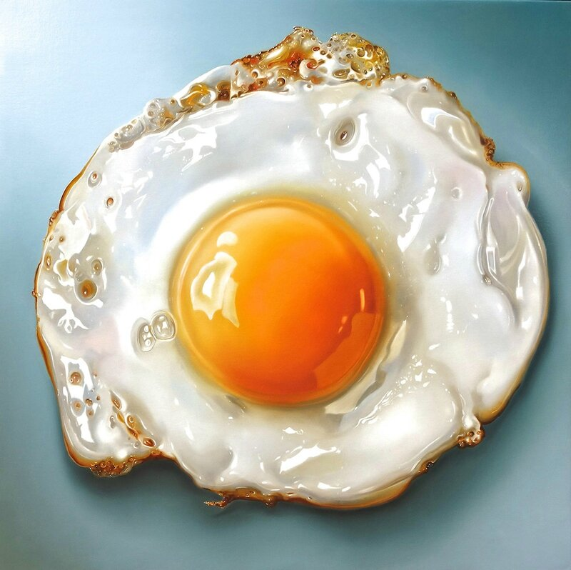 BM-Fried-Egg_2013_80x80cm