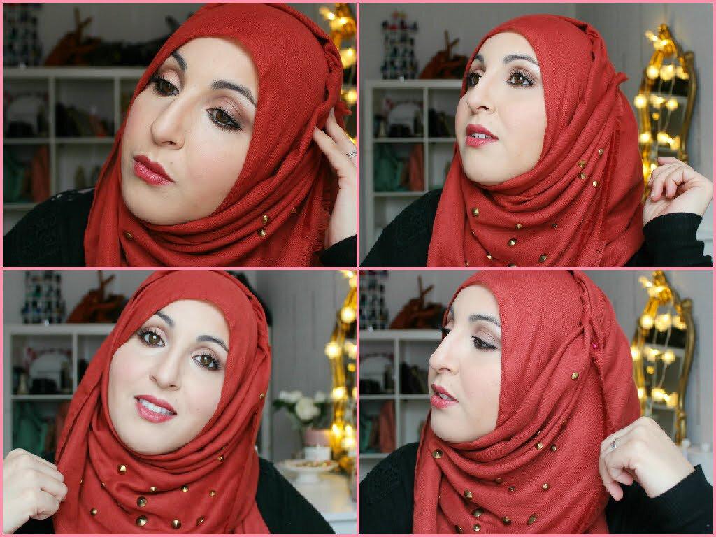 Modèle De Prêtàporter Femmes Voilée Hijab Mode Hijab - Pret a porter femme musulmane