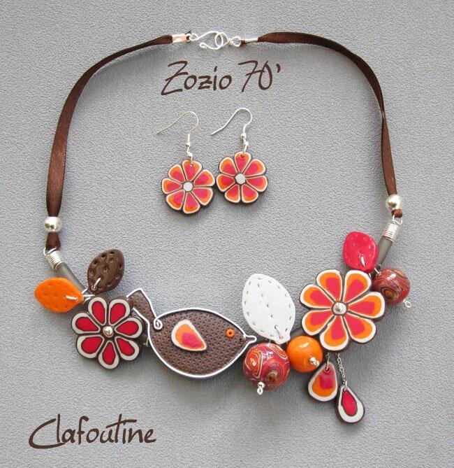 Zozio 70' réédition