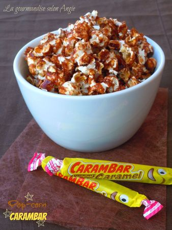 pop corn carambars