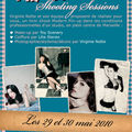 Shooting sessions de mai - 1 place dispo !!