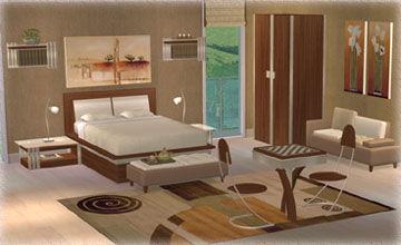 chambre adelie toutes les bonnes adresses pour votre d coration sims. Black Bedroom Furniture Sets. Home Design Ideas