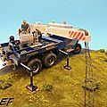 Triumph TR4 & Wrecker Crane - 334392GB127