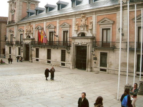Madrid-Plaza Villa