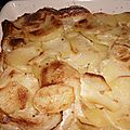 GRATIN DE POMMES DE TERRE DE JULIE