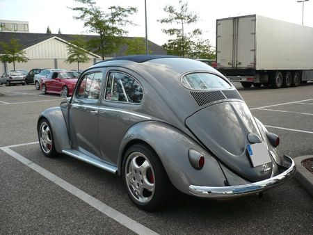 coccinelle vw ovale