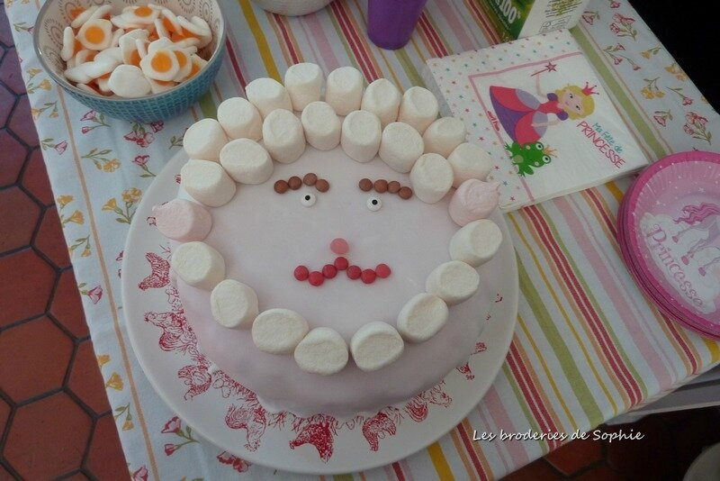 Anniv Esther8 ans (1)