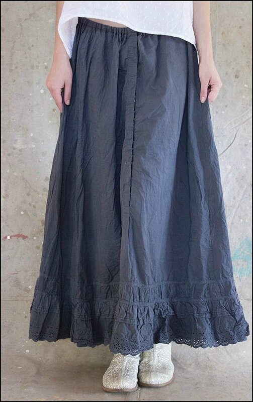 Miss Lillian Skirt 81 - Eclipse