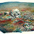 Squelette...