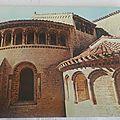Saint Guilhem le désert - l'abbaye