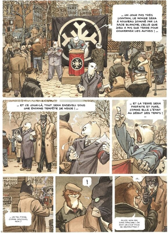 blacksad interieur