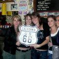 Sur la route 66 : Dans le Bagdad Café