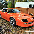 Chevrolet camaro Z28 coup (3me gnration)(Retrorencard novembre 2011) 01