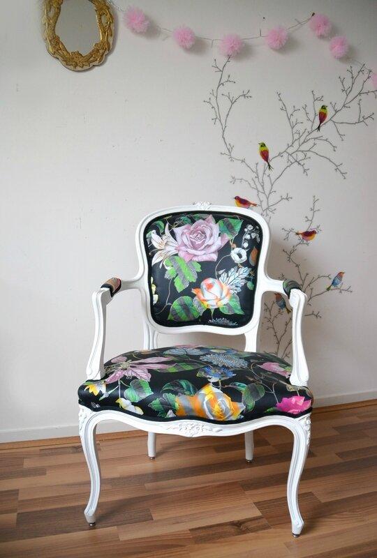 fauteuil Perline
