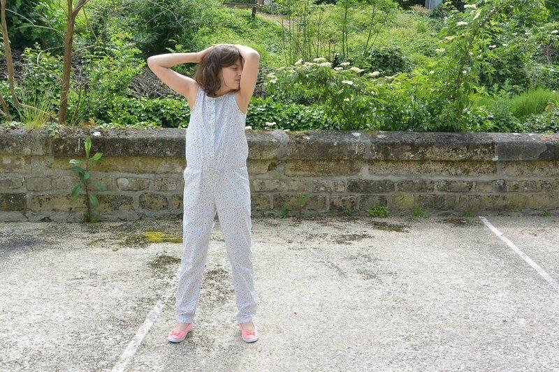 Combinaison pantalon Ally Maison Victor (7)