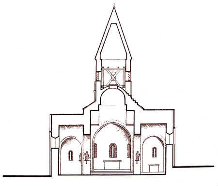 Brancion__glise_Saint_Pierre_plan_2