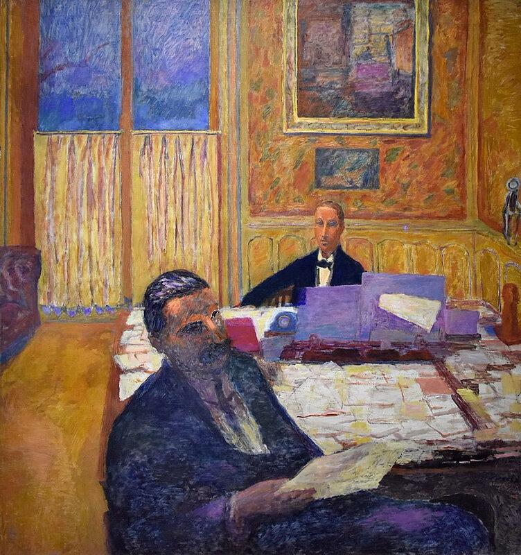 1920 - Les frères Bernheim-Jeune
