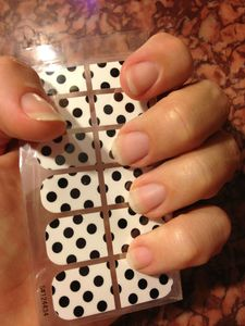 Nail patch 004