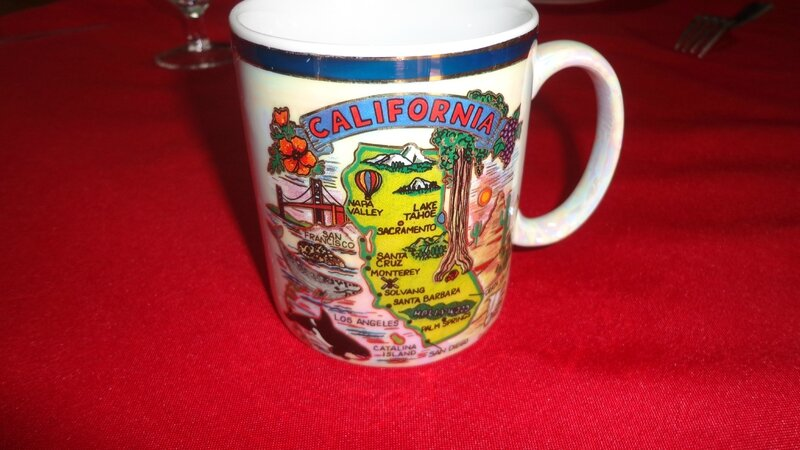 mug californie