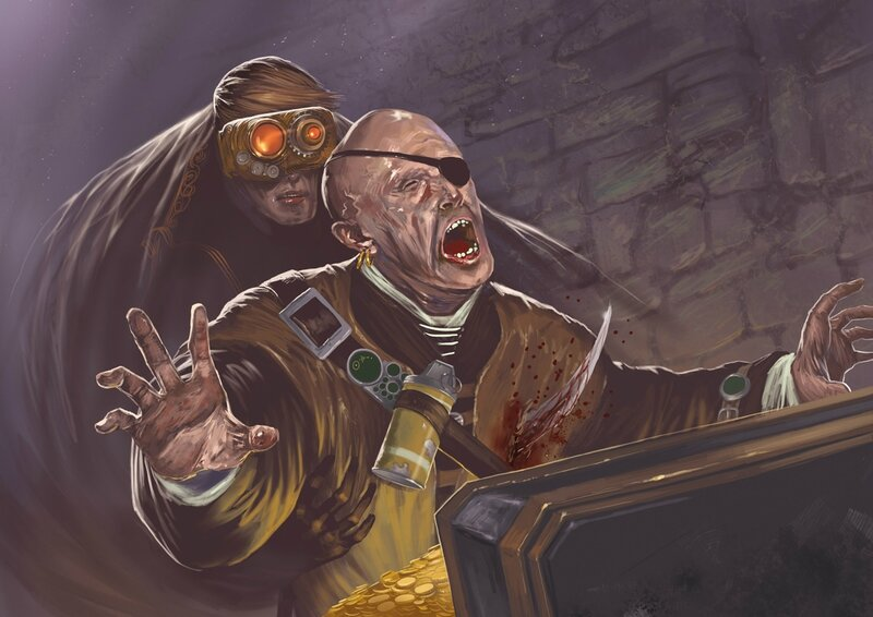 assassinat pirate final