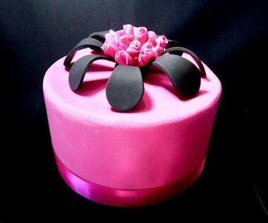 Gateau rose 001