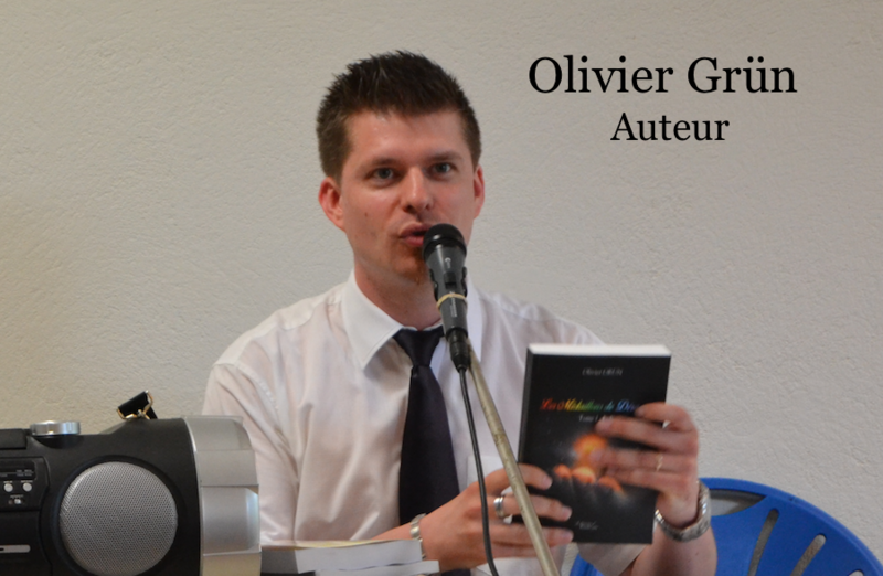 Olivier Grün auteur