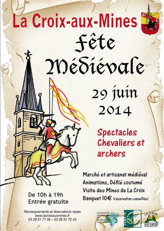 caricaturiste medieval moyen-age vosges