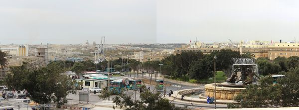 panoramique gare routire