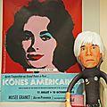 Icônes américaines, au Musée Granet