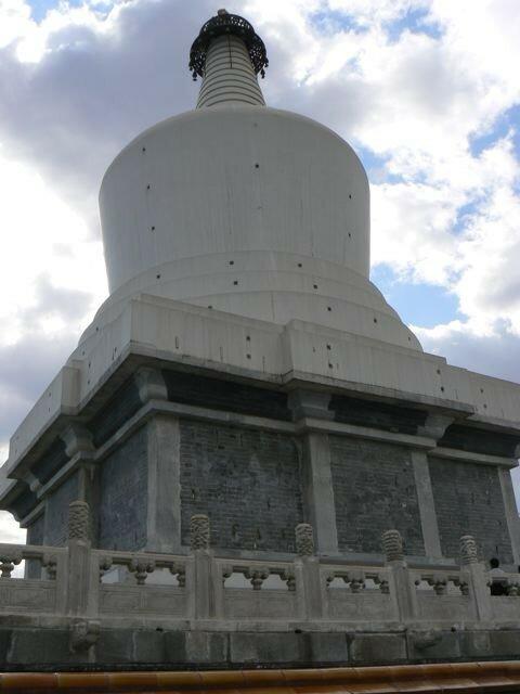 La pagode dans les nuages