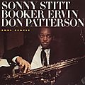 Sonny Stitt Booker Ervin Don Patterson - 1964-69 - Soul People (Prestige)